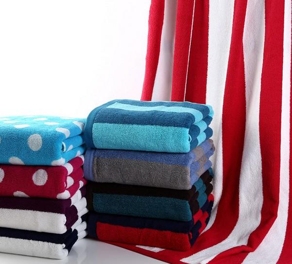 stripe towel