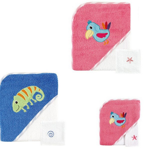 hooded baby towel7